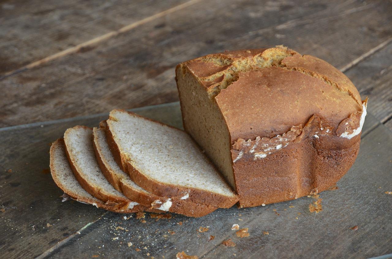 Paleo chleba